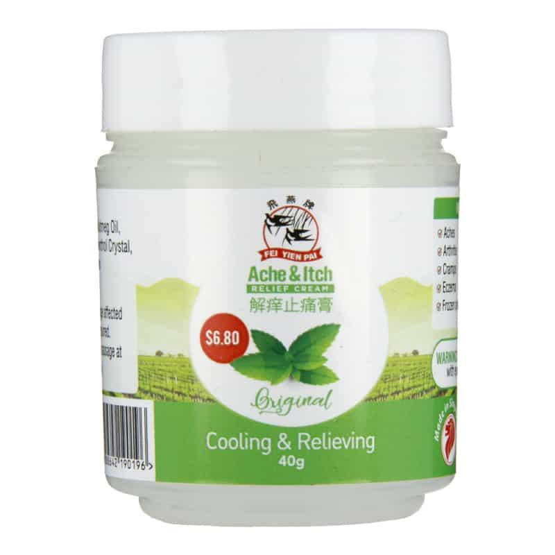 Ache & Itch Relief Cream (Original) (40g)